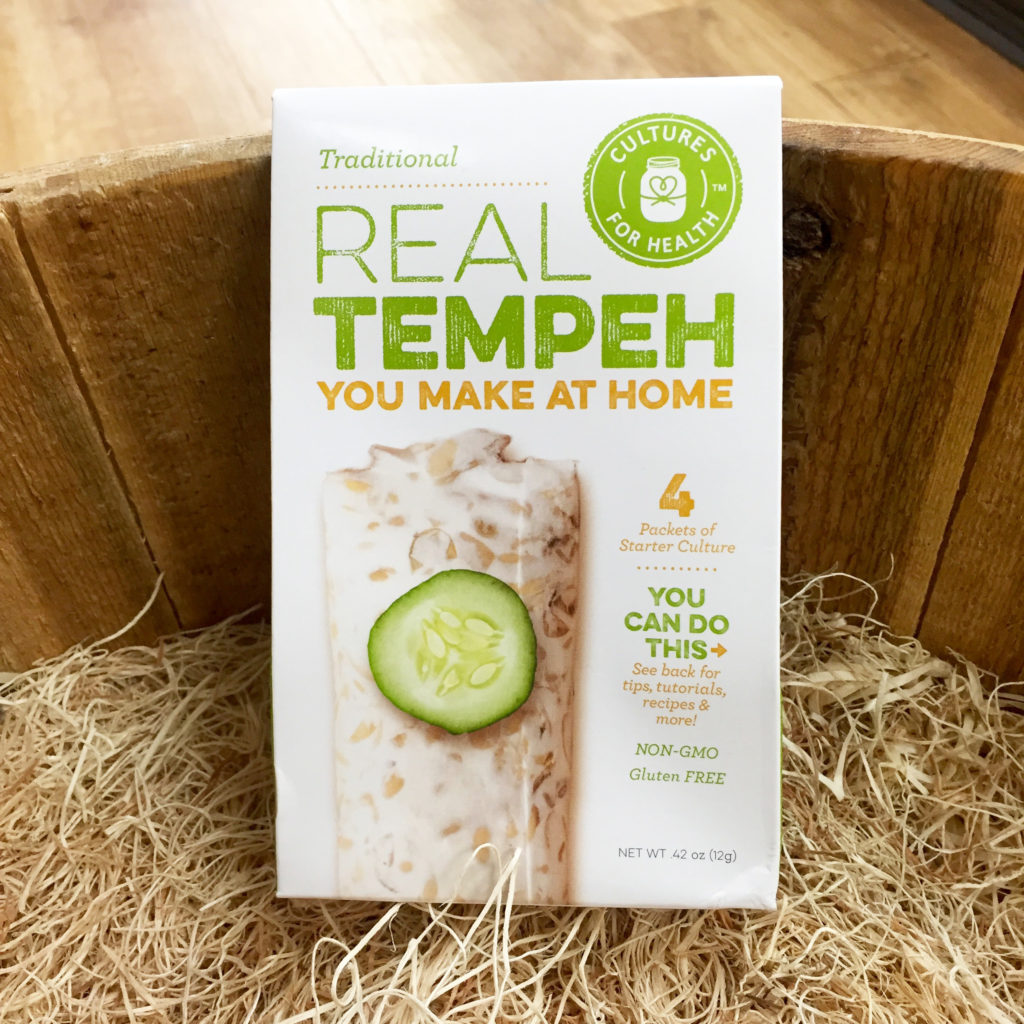 real tempeh kits
